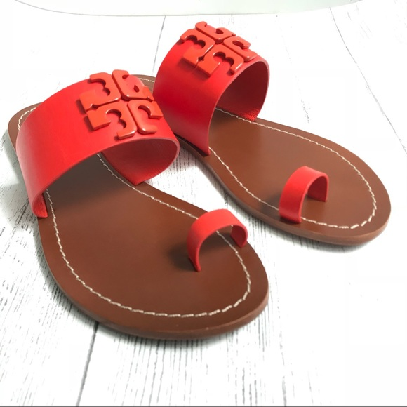 a8fb87193 Tory Burch Lowell 2 flat slide